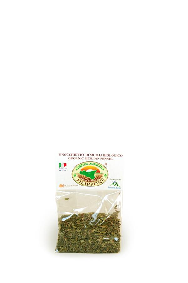 Økologisk tørret fennikel – løse